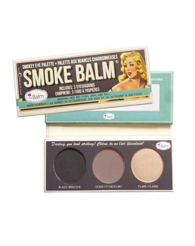 Палетка теней Smoke Balm 1 (Thebalm, Палетки) thebalm auto balm hawaii face palette палетка теней 7 2 гр