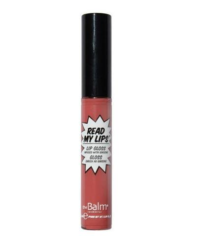 Read My Lip Gloss Блеск для губ Bam (Thebalm, Губы) brand new original oem projector lamp with housing dt01435 bulb for hitachi hcp 240x hcp 280x hcp 340x hcp 380x