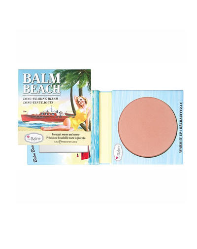 Устойчивые румяна Balm Beach (Thebalm, Щечки)