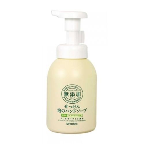 Miyoshi Пенящееся жидкое мыло для рук на основе натуральных компонентов 250 мл (Miyoshi, Для тела)