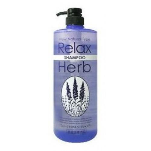 Купить Junlove Растительный шампунь для волос с расслабляющим эффектом (с маслом лаванды) 1000 мл (Junlove, Для волос), Япония