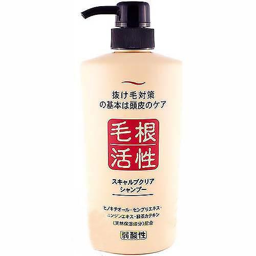 Купить Junlove Шампунь для укрепления и роста волос 550 мл (Junlove, Для волос), Япония