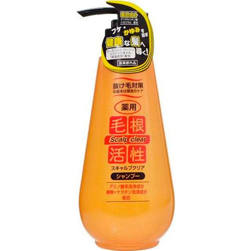 Junlove Шампунь для укрепления и роста волос против перхоти 500 мл (Junlove, Для волос)