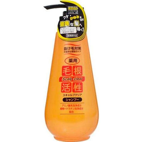Купить Junlove Маска для укрепления и роста волос против перхоти 500 мл (Junlove, Для волос), Япония