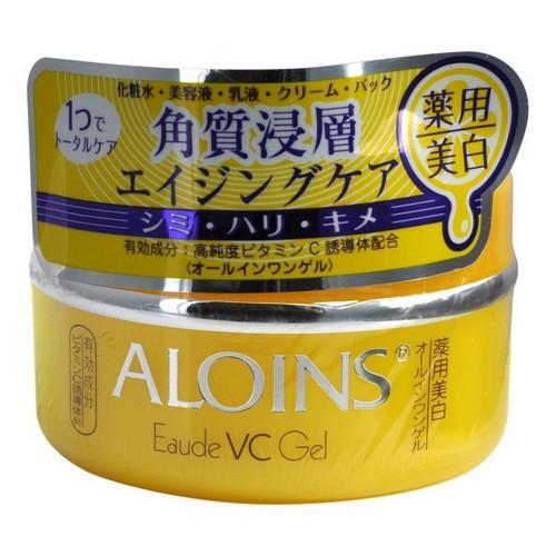 Aloins Крем –гель для лица и тела с экстрактом алоэ и витамином С 100 г (Aloins, Для тела)
