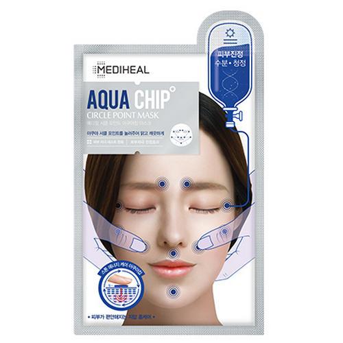 Beauty Clinic Маска для лица успокаивающая с массажным эффектом 25 мл (Beauty Clinic, Mediheal)