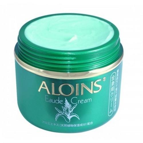 Aloins Крем для тела с экстрактом алоэ (с легким ароматом трав) 185 г (Aloins, Для тела)