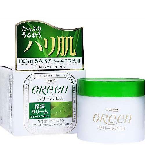 Купить Meishoku Увлажняющий крем для сухой кожи лица 48 г (Meishoku, Уход за лицом), Япония