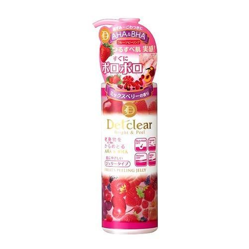 Meishoku Очищающий пилинг-гель с эффектом сильного скатывания с ароматом ягод 180 мл (Meishoku, Уход за лицом)