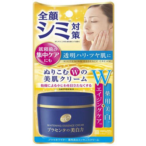Meishoku Крем-эссенция с экстрактом плаценты (с отбеливающим эффектом) 55 г (Meishoku, Уход за лицом) фото