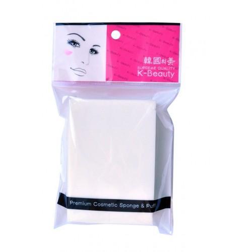 Купить Eq Maxon Спонж косметический Прямоугольник в индивидуальной упаковке 8 сегментов 7х10 см (Eq Maxon, Аксессуары), Южная Корея