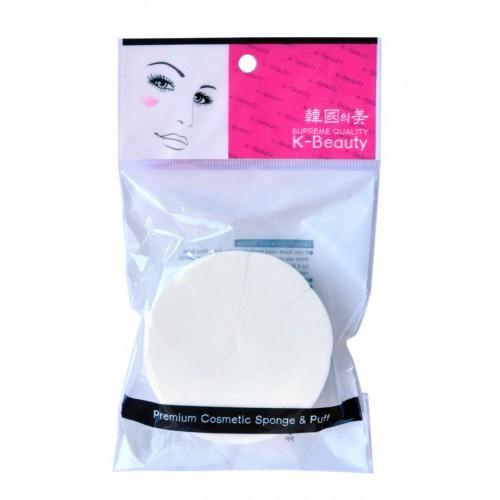 Купить Eq Maxon Спонж косметический Круг в индивидуальной упаковке 8 сегментов (Eq Maxon, Аксессуары), Южная Корея