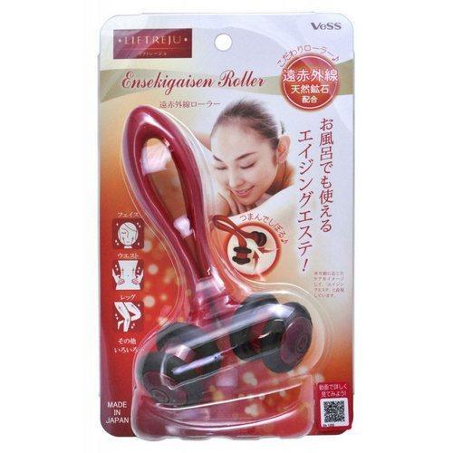 Купить VeSS Роликовый массажер для тела с минералами (VeSS, Массажеры), Япония