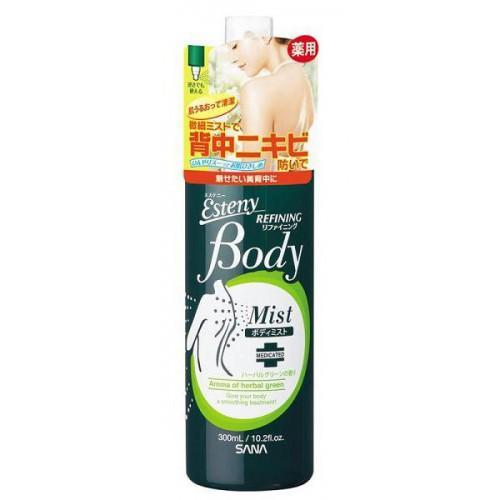Лосьон для проблемной кожи тела с ароматом свежих трав 300 мл (Sana, Для тела) масло для проблемной кожи псораведика