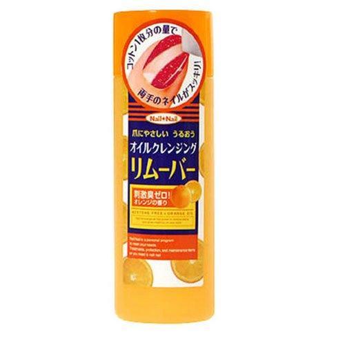 BCL Жидкость для снятия лака с апельсиновым маслом без ацетона, 100 мл (BCL, Для рук)