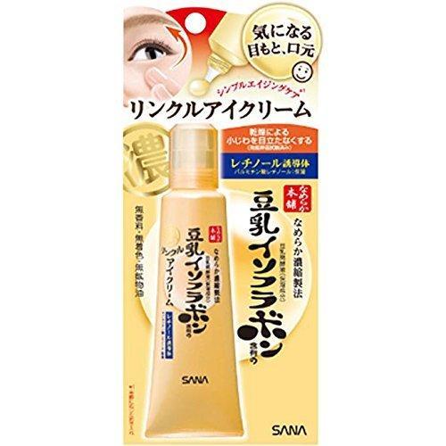 Sana Крем - эссенция увлажняющий и подтягивающий с ретинолом и изофлавонами сои 25 г (Sana, Для лица)