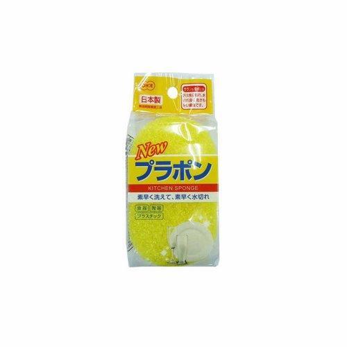 цена на Губка для мытья посуды трехслойная, овальной формы (Ohe, Для дома)