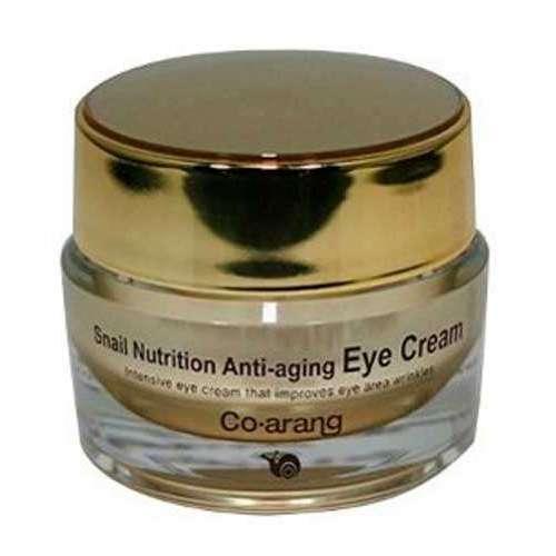 Co Arang Антивозрастной крем для кожи вокруг глаз с экстрактом слизи улитки 30 г (Co Arang, Антивозрастная серия)