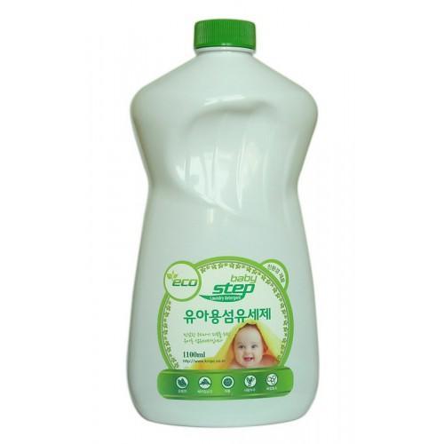 Жидкое средство для стирки детского белья 1100 мл (KMPC, Бытовая химия) липаза купить