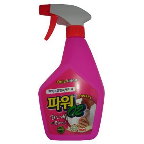 KMPC Жидкое средство для удаления пятен с одежды c апельсиновым маслом 600 мл (KMPC, Бытовая химия) фото