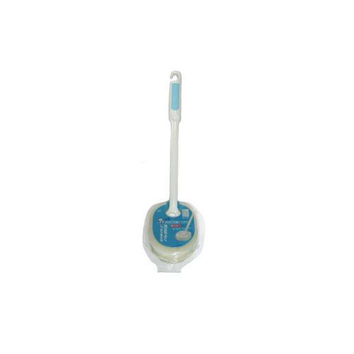 Ohe Губка для ванной, овальная, ручка 35см 1 шт (Ohe, Для дома)