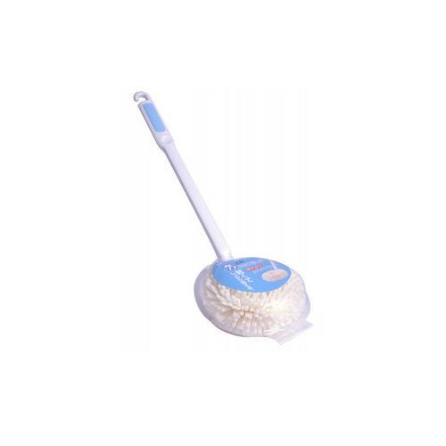Купить Ohe Губка для ванной круглая, ручка 35см 1 шт (Ohe, Для дома)