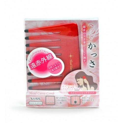 Купить VeSS Гребень для волос и массажа кожи головы (VeSS, Расчески), Япония