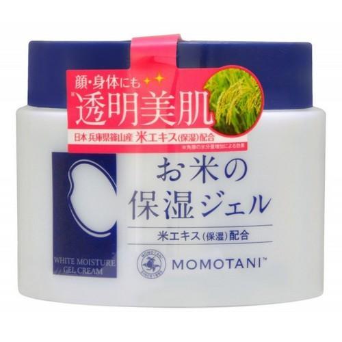Momotani Увлажняющий крем с экстрактом риса (для лица и тела) 230 г (Momotani, Уход за лицом) фото