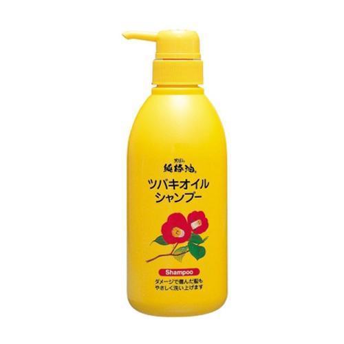 Kurobara Шампунь для поврежденных волос с маслом