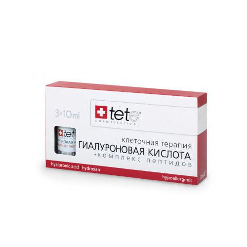 Гиалуроновая кислота Комплекс пептидов 30 мл (TETе Cosmeceutical, Для лица) гиалуроновая кислота 100 30 мл tetе cosmeceutical для лица