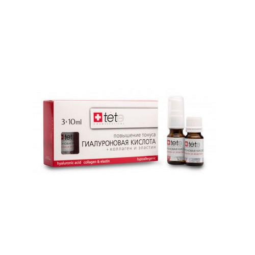 Гиалуроновая кислота Коллаген и эластин 30 мл (TETе Cosmeceutical, Для лица) 2108