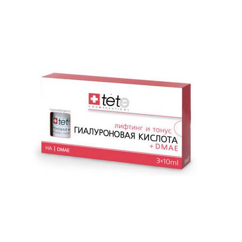 Гиалуроновая кислота ДМАЭ 30 мл (TETе Cosmeceutical, Для лица) гиалуроновая кислота 100 30 мл tetе cosmeceutical для лица