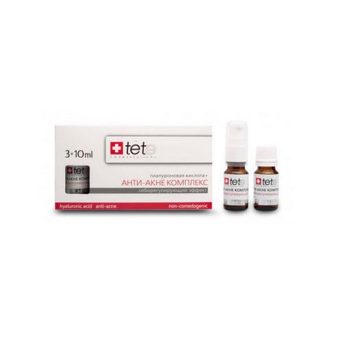 Гиалуроновая кислота Антиакне комплекс 30 мл (TETе Cosmeceutical, Для лица) цена