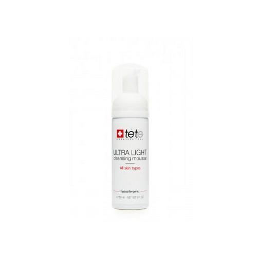 заказать TETе Cosmeceutical Ультра легкий Мусс для умывания 150 мл (Для лица)