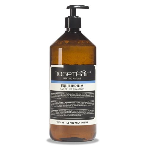 Фото - Togethair Очищающий Шампунь-детокс против перхоти 1000 мл (Togethair, Scalp Treatments) togethair восстанавливающая минерализованная маска против выпадения волос 250 мл togethair scalp treatments