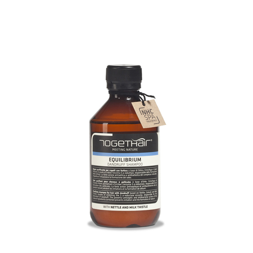 Фото - Togethair Очищающий Шампунь-детокс против перхоти 250 мл (Togethair, Scalp Treatments) togethair восстанавливающая минерализованная маска против выпадения волос 250 мл togethair scalp treatments