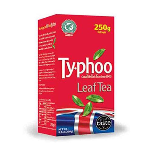 Чай черный россыпной 250г (Typhoo, Black tea) избранное из моря чая книга английское чаепитие чай черный листовой 75 г