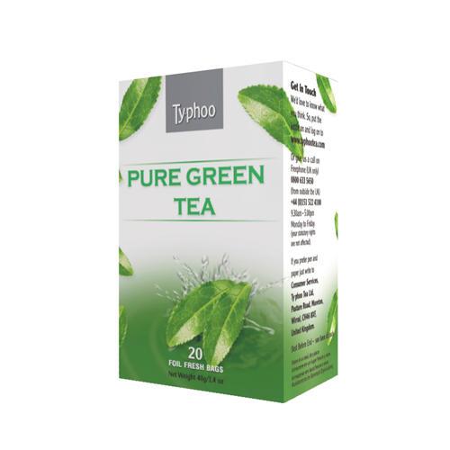 Чай Зеленый 20 пак (Green Tea) от Pharmacosmetica