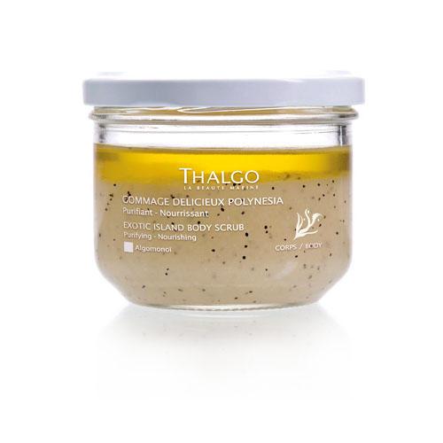 Скраб для тела Экзотический 270 гр (Thalgo, Thalgo) натура биссе с с витаминный скраб в тюбике