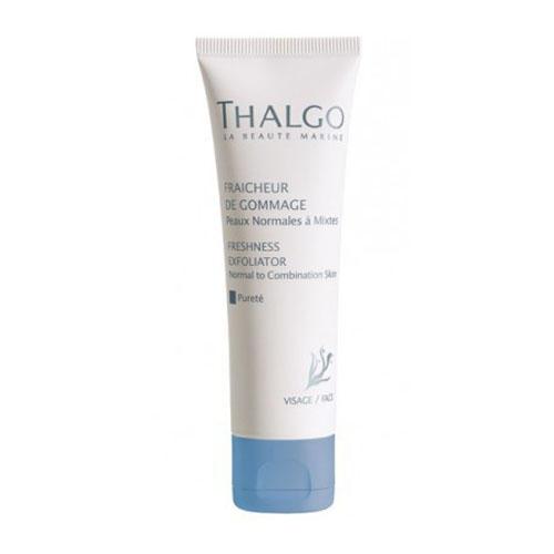 Освежающий скраб Чистота для нормальной и комбинированной кожи лица 50 мл (Purete) (Thalgo)