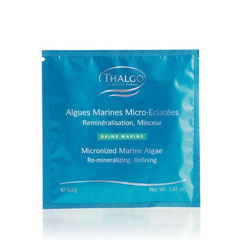 Микронизированные Морские Водоросли для ванн 10 пакетиков (Marins) (Thalgo)