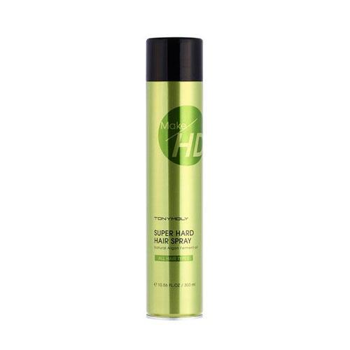 Tony Moly Лак для волос сильной фиксации с аргановым маслом 300 мл (Hair)