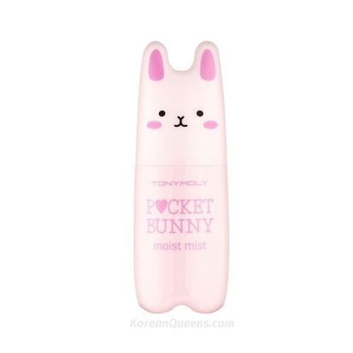 Увлажняющий спрей для сухой кожи лица 60 мл (Bunny Mist)