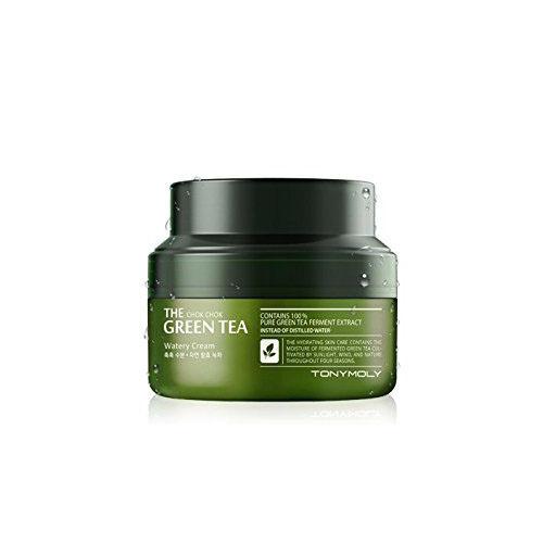 Крем с экстрактом зеленого чая 60 мл (Green Tea)