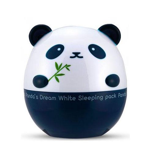 Осветляющая ночная маска для лица 50 мл (Panda's Dream)