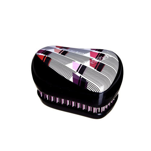 Расческа для волос Compact Styler Lulu Guinness Vertical Lipstick Print 1 шт (Tangle Teezer, Compact Styler) qotom pfsense mini pc i5 i3 micro computer linux ubuntu fanless mini pc server dual core firewall ase ni industrial computer