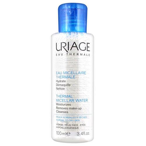 Очищающая мицеллярная вода для сухой и нормальной кожи 100мл (Uriage, Гигиена Uriage) очищающая вода урьяж