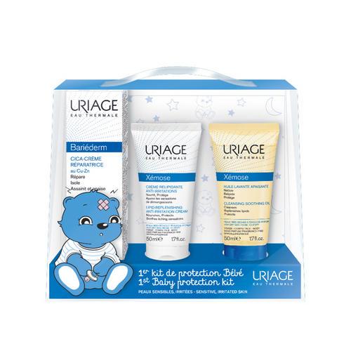 Набор Защищающий для детей 1 шт (Uriage) uriage крем липидовосстанавливающий против раздражений ксемоз 200 мл