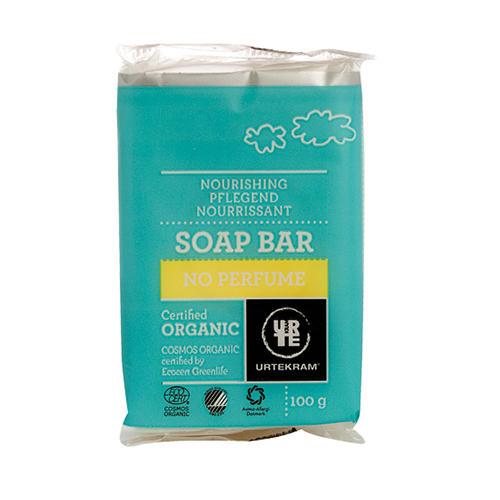 Мыло без аромата, 100 мл (Urtekram, Для тела) недорого