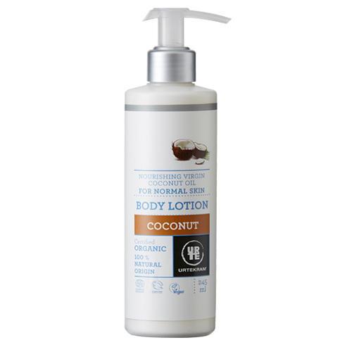 Лосьон для тела Кокос, 245 мл (Urtekram, Для тела) greenland лосьон для тела молочко кокоса лайм 100 мл